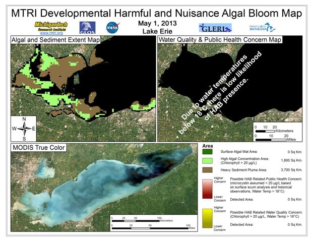 MODIS Aqua retrieval form May1, 2013