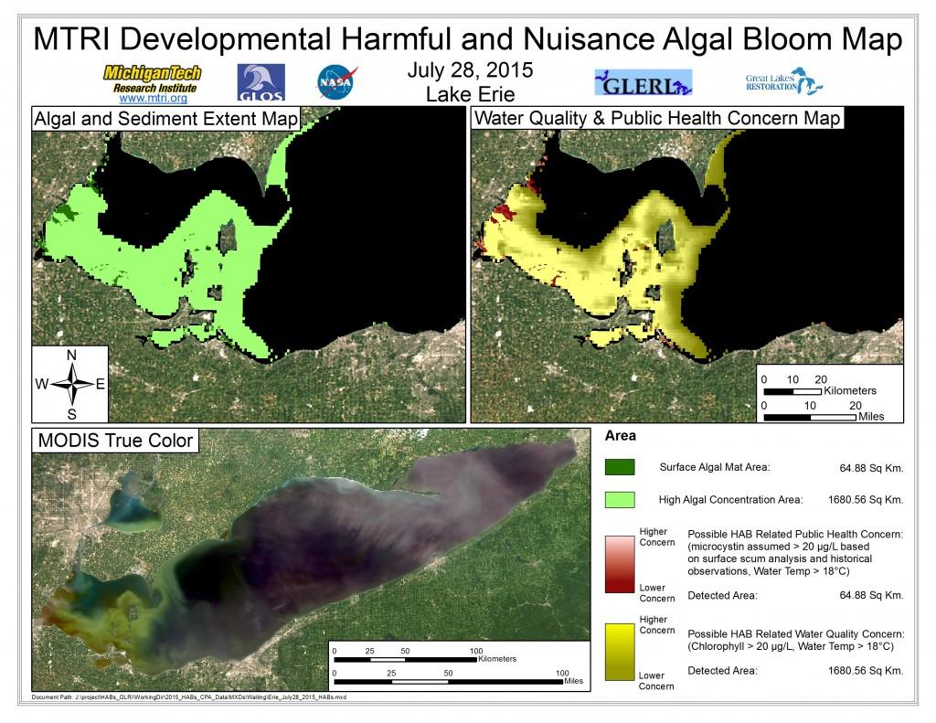 MODIS Aqua retrieval July 28, 2015