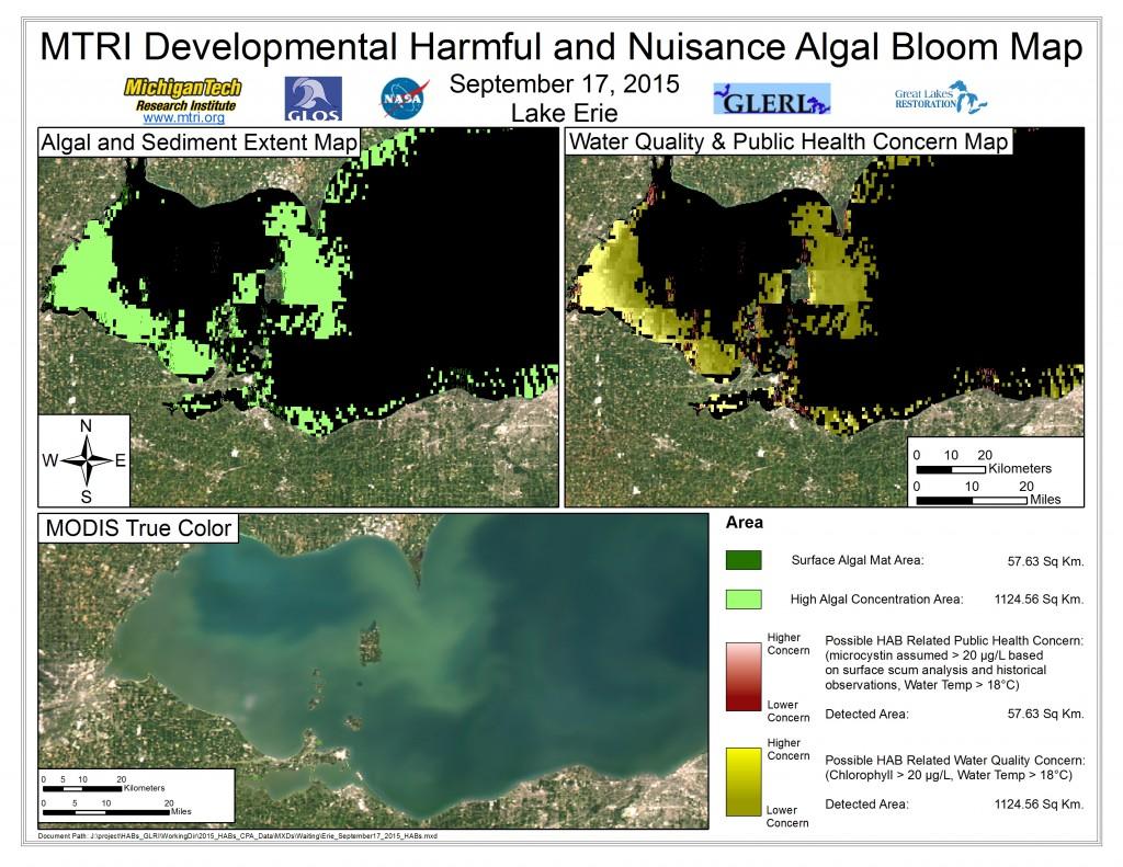 MODIS Aqua retrieval September 17, 2015