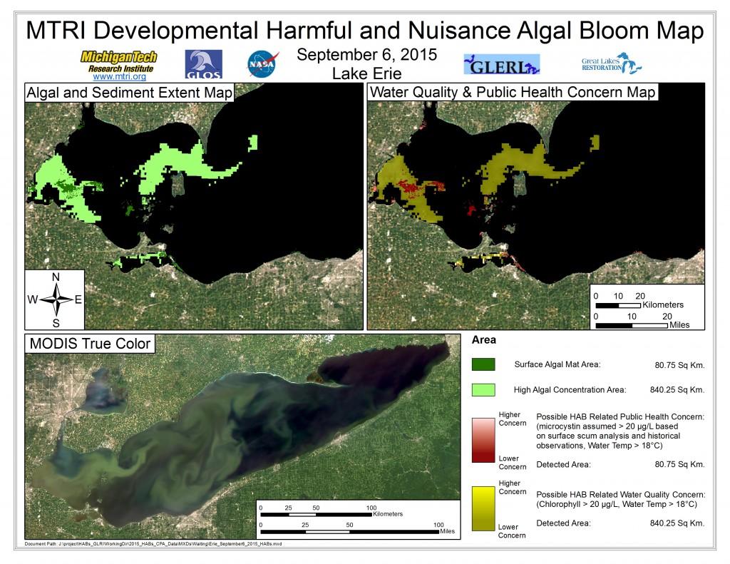 MODIS Aqua retrieval September 6, 2015