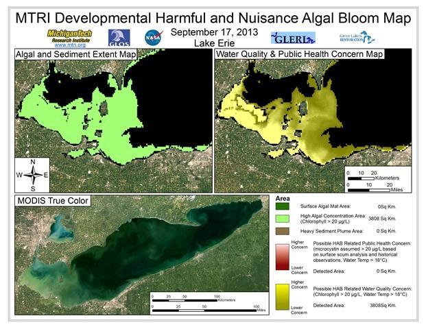 MODIS Aqua Retrieval from September 17th, 2013